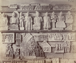 Buddhist sculptures from the Swat Valley 10031170